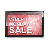 Het Winkelen van de Maandag van Cyber Royalty-vrije Stock Fotografie