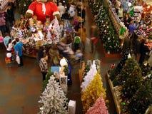 Het winkelen van de vakantie Royalty-vrije Stock Afbeeldingen