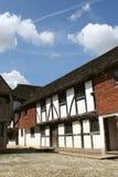 Het Winkelen van de vijftiende Eeuw Royalty-vrije Stock Afbeelding