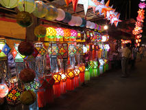 Het Winkelen van Diwali Stock Fotografie