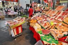 Het winkelen van Osaka Stock Afbeelding