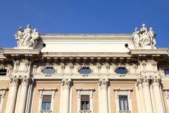 Het winkelen van Rome album Stock Foto's