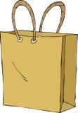 Het winkelen zak Stock Afbeelding