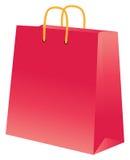 Het winkelen zak Stock Foto