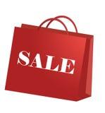 Het winkelen zak voor elk het winkelen seizoen Stock Foto