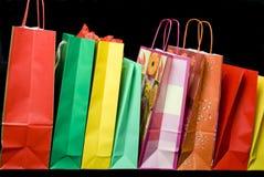 Het winkelen Zakken Royalty-vrije Stock Foto
