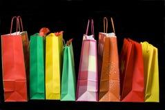 Het winkelen Zakken Royalty-vrije Stock Fotografie