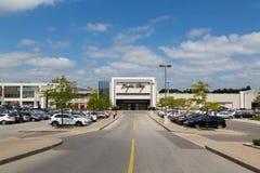Het Winkelende Centrum van het Bayviewdorp Stock Afbeeldingen