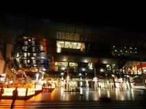 Het winkelende centrum van Mare Magnum in Barcelona stock fotografie