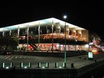 Het winkelende centrum van Mare Magnum in Barcelona stock afbeelding