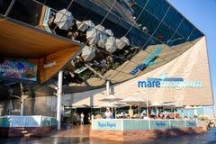Het winkelende centrum van Mare Magnum, Barcelona stock fotografie