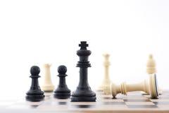 Het winnen Strategie Royalty-vrije Stock Foto