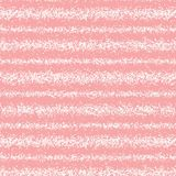 Het wit schittert strepen over roze achtergrond feestelijk het herhalen patroon royalty-vrije illustratie