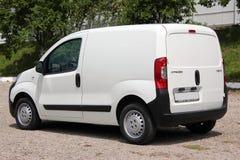 Het wit van Citroën Nemo 2008 Stock Foto's
