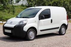 Het wit van Citroën Nemo 2008 Royalty-vrije Stock Afbeeldingen