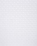 Het witte Behang van de Doek Stock Foto