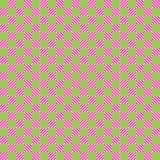 Het witte en heldere roze patroon van het textuurschaak royalty-vrije illustratie
