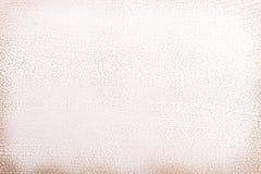 Het witte houten oppervlaktecraqueleren. stock afbeelding
