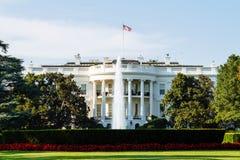 Het Witte Huis Stock Afbeeldingen