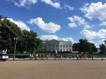 Het Witte Huis Stock Foto