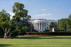 Het Witte Huis van Verenigde Staten Royalty-vrije Stock Afbeelding