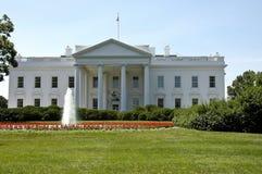 Het Witte Huis van Washington Stock Afbeelding