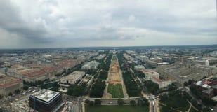 Het Witte Huis van Washington D C Stock Afbeelding