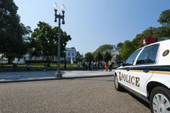 Het Witte Huis van Washington D C , De V.S., Wit Huis Stock Foto's