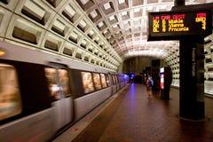 Het Witte Huis van Washington D C metro royalty-vrije stock foto's