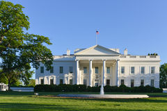 Het Witte Huis - Washington DC, Verenigde Staten Royalty-vrije Stock Foto
