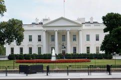 Het Witte Huis Zware Veiligheid 17 Juli, 2017 van Verenigde Staten Royalty-vrije Stock Afbeeldingen