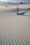 Het witte Monument van Natiional van het Zand stock foto's
