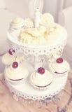 Het witte Suikergoed van de Chocolade Royalty-vrije Stock Afbeelding