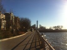 Het World Trade Center van New York Royalty-vrije Stock Foto