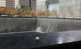 Het World Trade Center, WTC, maalde Nul, de Stad van New York Stock Foto's