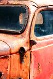 Het Wrak van de auto stock foto