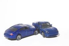 Het Wrak van de auto royalty-vrije stock afbeelding