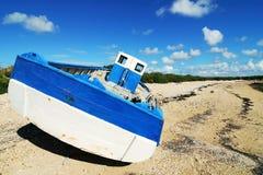 Het wrak van de boot #4 royalty-vrije stock afbeelding
