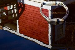 Het Wrak van het schip Stock Afbeeldingen
