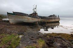 Het wrak van het schip Royalty-vrije Stock Fotografie