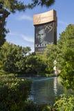 Het Wynn-hotelteken in Las Vegas, Nevada Royalty-vrije Stock Fotografie