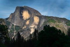 Is het Yosemite Nationale Park een nationaal park van Verenigde Staten Royalty-vrije Stock Afbeelding