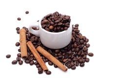 Het zaad van Cofee Stock Foto