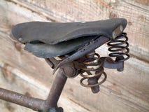 Het zadel van de fiets Royalty-vrije Stock Afbeeldingen