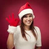 Het zal verschrikkelijk Kerstmis zijn Stock Fotografie