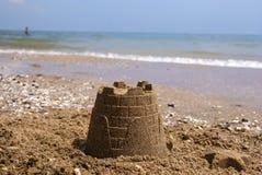 Het zand Stock Foto's