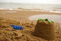 Het zand Royalty-vrije Stock Afbeelding