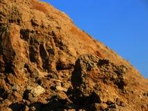 Het zand. Royalty-vrije Stock Afbeeldingen