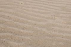 Het zand van de rivier stock afbeelding