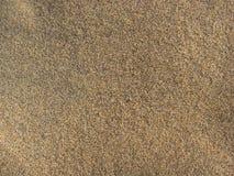Het zand van de woestijn Royalty-vrije Stock Fotografie